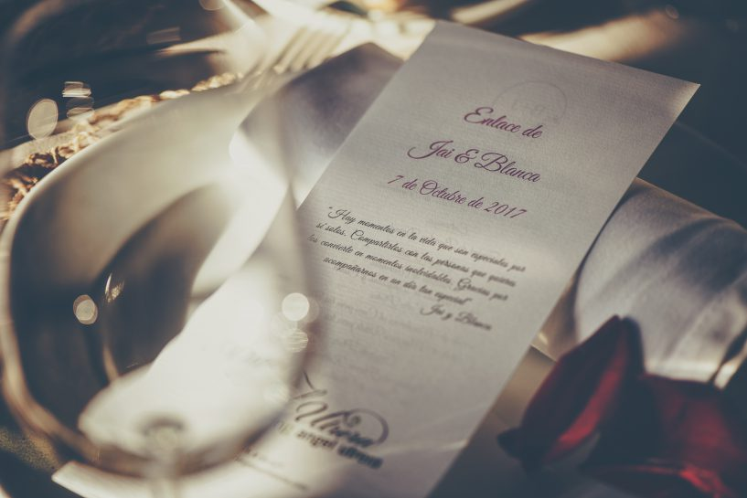 Wedding Invitation Etiquette- When to send out Wedding invitations